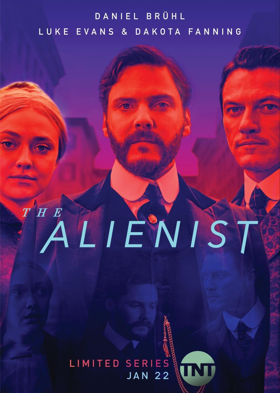 The Alienist 1.Sezon 5.Bölüm