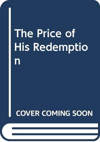 Very Good The Price Of His Redemption: The Price of His Redemption / Ravensdale'