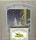 Nick Butterworth: One Snowy Night (Percy the Park Keeper) (Collins Audio)