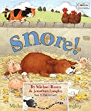 Rosen, Michael: Snore! (Book & Tape)