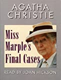Christie, Agatha: Miss Marple's Final Cases: Export Edition
