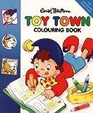 Blyton, Enid: Toy Town Colouring Book
