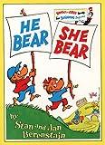 Berenstain, Stan: He Bear She Bear (Beginner Series)