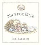 Barklem, Jill: Nice for Mice