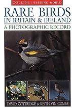 Rare Birds in Britain & Ireland: A…