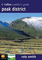 Peak District (Collins Rambler's Guides) by…