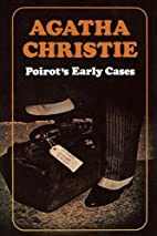 Poirot's Early Cases by Agatha Christie