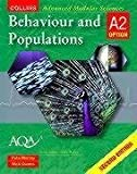 Murray, Pete: Behaviour and Populations, A2 Option