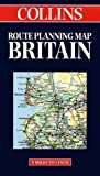 Collins: Collins Route Planning Map: Britain (Collins route planning maps)