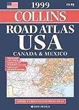 Collectif: road atlas usa-canada-mexico99