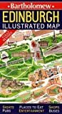 Collins: Scotland: Edinburgh Illustrated Map (Collins British Isles and Ireland Maps)