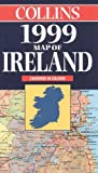 Collins: Map of Ireland 1999