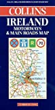 Collins Publishers: Ireland Motorways & Main Roads