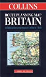 Collins Publishers: Britain (Collins Route Planning Map)