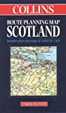 Collins: Route Planning Map Scotland (Collins Route Planning Map)