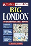 Collins: London Big Street Atlas Collins