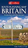 HarperCollins: Great Britain: Britain, Route Planning (Collins British Isles and Ireland Maps)