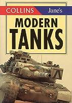Jane's Modern Tanks (Collins/Jane's Gems) by…
