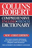 Atkins, Beryl T.: Collins Robert Comprehensive French-English Dictionary