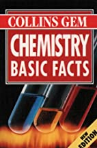 Chemistry (Basic Facts) by W.A.H. Scott