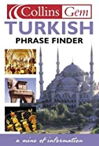 Collins Turkish Phrasebook & Dictionary by…