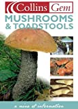 Harding, Patrick: Mushrooms and Toadstools