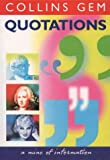 Glancey, Brian: Quotations