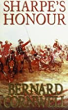 Sharpe's Honour by Bernard Cornwell