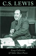 C.S.Lewis Essay Collection and Other Short…