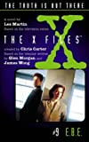 Martin, Les: X-files : E.B.E (The X-files)