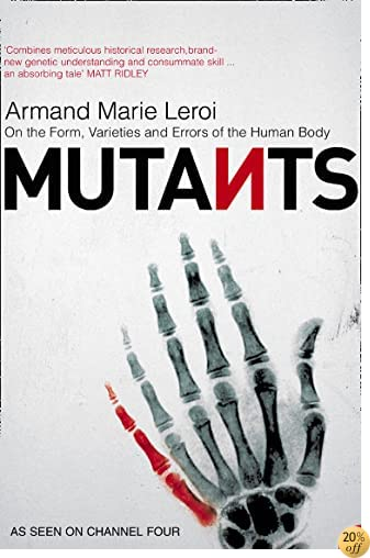 TMutants: On the Form, Varieties and Errors of the Human Body