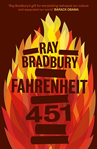Cover of Fahrenheit 451 by Ray Bradbury
