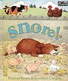 Rosen, Michael: Snore! (Collins picture lions)