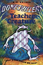 Teacher Creature by Betsy Haynes