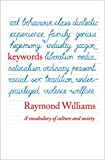Williams, R.: Keywords