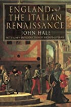 England and the Italian Renaissance by John…