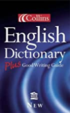 Collins English Dictionary Plus (Dictionary)