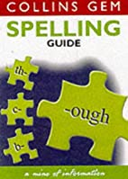 Spelling Guide (Collins GEM)