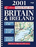Anon: Collins Handy Road Atlas Britain and Ireland 2001