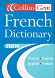 Harpercollins: Collins Gem Dictionary (French Edition)