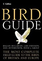 Collins Bird Guide by Lars Svensson