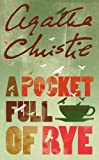 Christie, Agatha: A Pocket Full of Rye (Miss Marple)