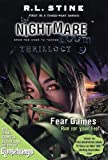 Stine, R. L.: The Nightmare Room Thrillogy: Fear Games Bk.1