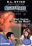 R. L. Stine: The Nightmare Room Thrillogy: What Scares You the Most? Bk.2 (The Nightmare Room Thrillogy)