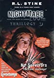 Stine, R. L.: The Nightmare Room Thrillogy: No Survivors Bk.3 (The Nightmare Room Thrillogy)