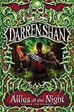 DARREN SHAN: THE SAGA OF DARREN SHAN (8) - ALLIES OF THE NIGHT