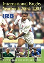 Irb International Rugby Yearbook 2002-2003…