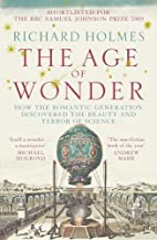 Age of Wonder (Paperback) by Richard Holmes