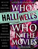 Leslie Halliwell: Halliwell's Who's Who in the Movies