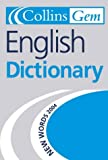 Anonymous: English Dictionary (Collins GEM) (French Edition)